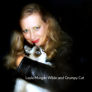 Grumpy Cat & Layla Morgan Wilde