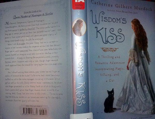 Wisdom's Kiss book