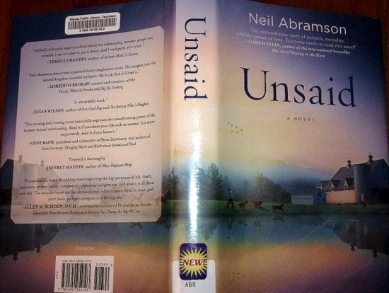 Unsaid-abramson- review