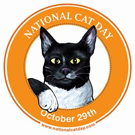 national cat day-cat wisdom 101