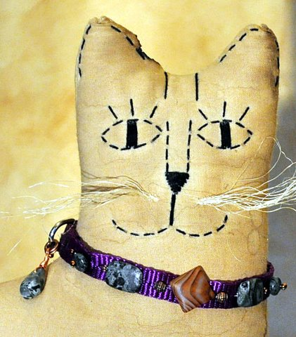 Rockspirit designs-Fern Slack-Cat wisdom 101