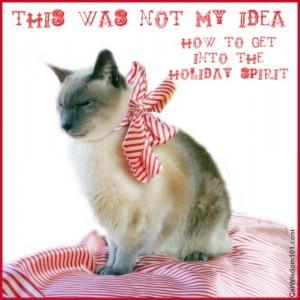 LOL cat-christmas spirit-siamese-cat wisdom 101.com
