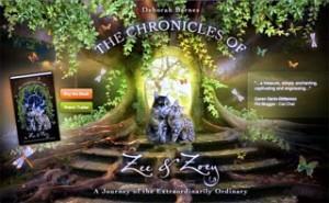 the-chronicles-of-zee-zoey-deborah-barnes-book-cat wisdom 101