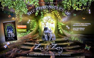 the-chronicles-of-zee-zoey-deborah-barnes-book-cat wisdom 101
