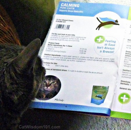 pet naturals-calming-treats-cat wisdom 101