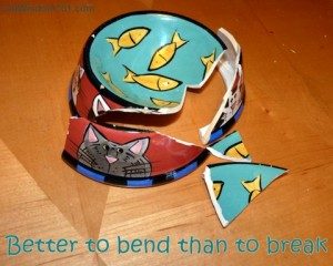 quote-better to bend than break-bows-cats-cat wisdom 101