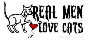 real men love cats-cat-wisdom 101