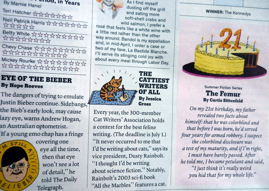 cwa-NY Times-cattiest-writer-awards