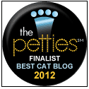 petties-pet blogger-awards-cat wisdom 101-best -cat blog