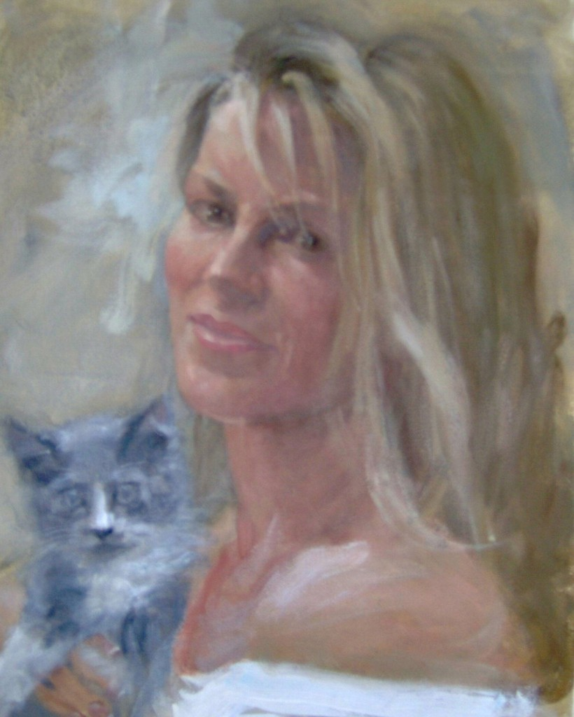 Lisa Fleming-cat-portrait-Jose Maria Castillo