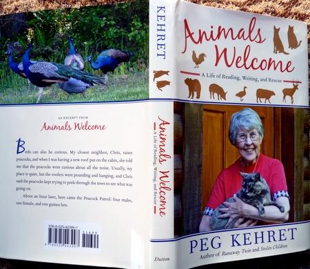 animals welcome-peg kehret
