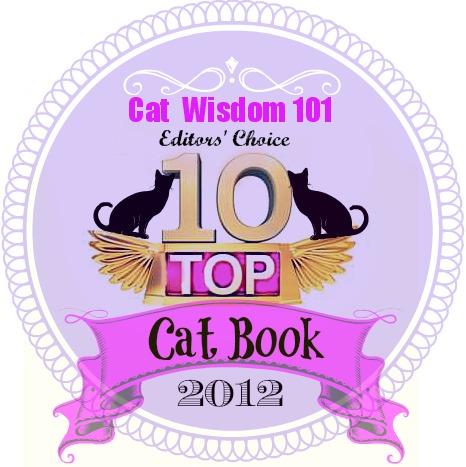 top 10-cat-books-awards-2012-cat wisdom 101
