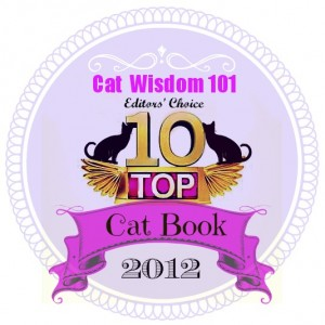 top 10-cat-books-awards-2012-cat wisdom 101