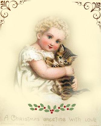 vintage-cat-christmas-greeting
