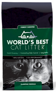 WBCL-forest scented-cat litter