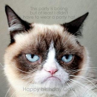 grumpy cat-birthday