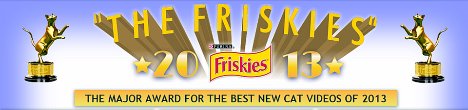 The friskies-cat video awards-2013