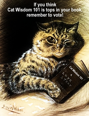 -VOTE-CAT WISDOM 101-PETTIES