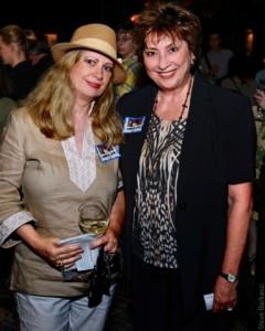 Layla Morgan Wilde and Shar Weinrauch