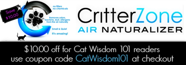 CritterZone coupon code-cat wisdom101 discount  code-002