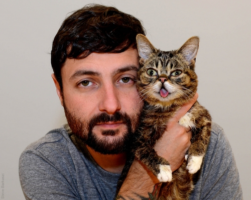 Mike Bridavsky- Lil BUB-