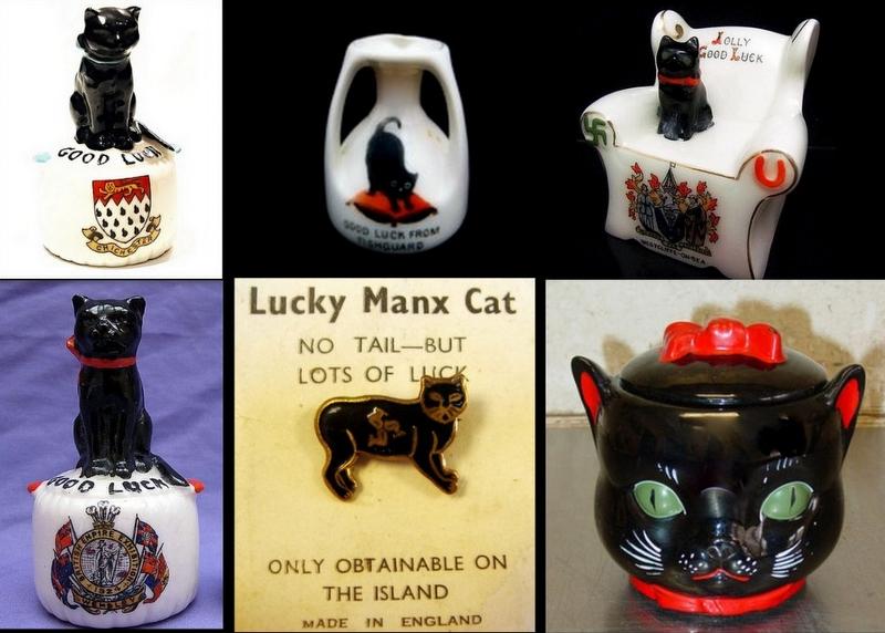 lucky black cat souvenirs.bmp