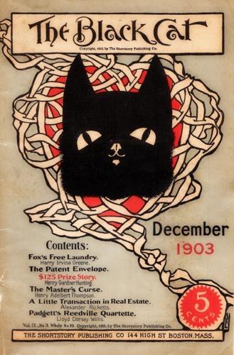black cat magazine 1903