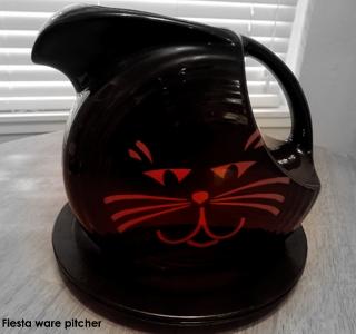 black cat pitcher fiesta