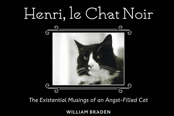 Henri le Chat Noir Giveaway and Q & A with Will Braden