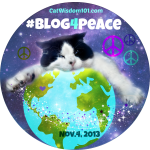 cat peace bloggers