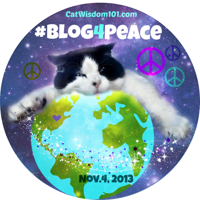 cat peace bloggers