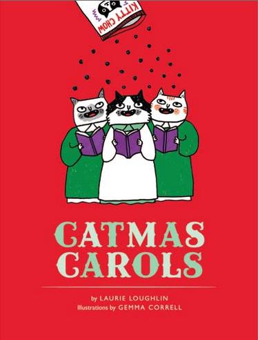 Catmas Carols 2013 Chronicle Books