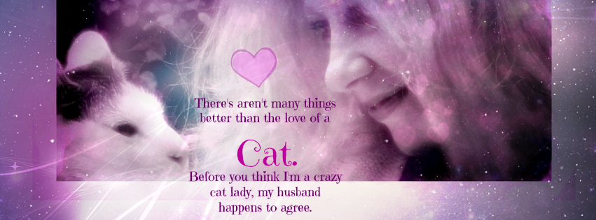Layla and Odin cat quote love