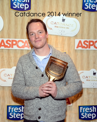 $50,000 Worth of Cute: Catdance Film Winner & Exclusive Pics!