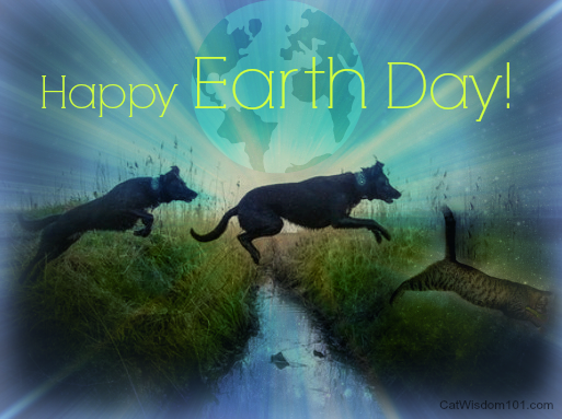 Earth Day pets