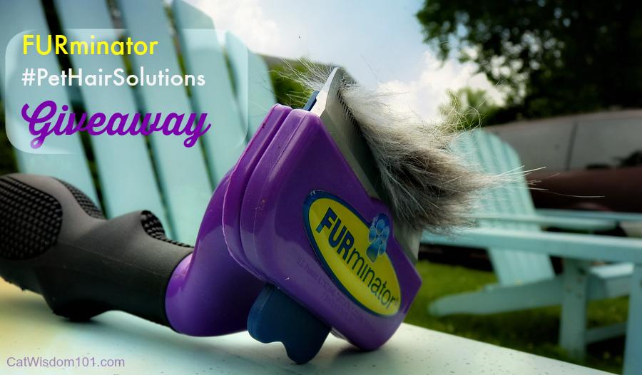 Furminator-giveaway-#pethairsolutions