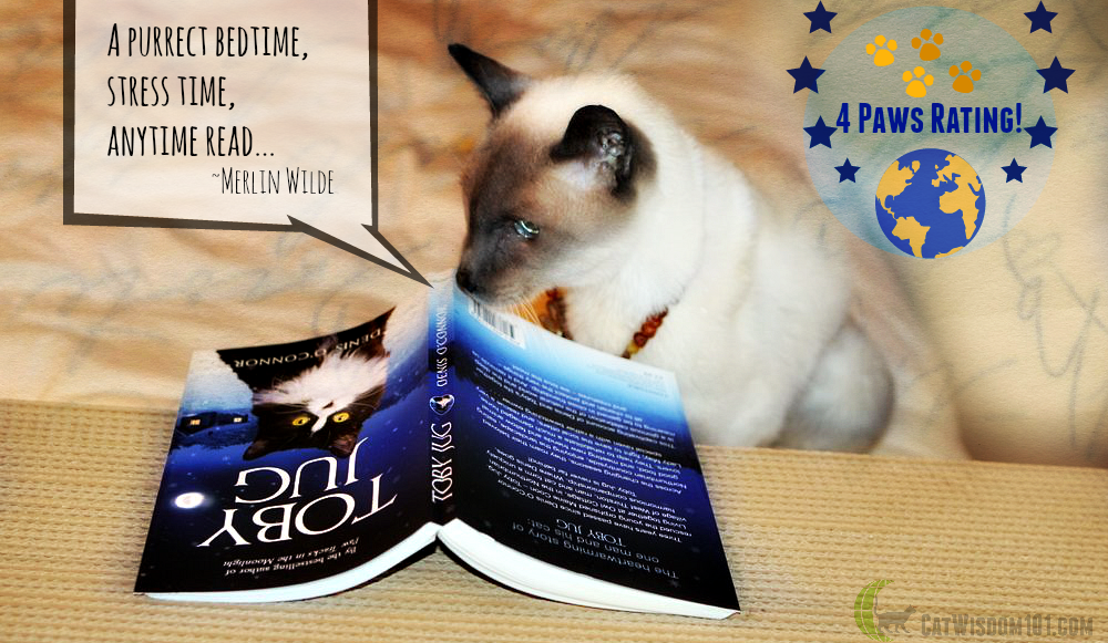 Toby Jug: A Purrfect Cat Book Review/ Giveaway