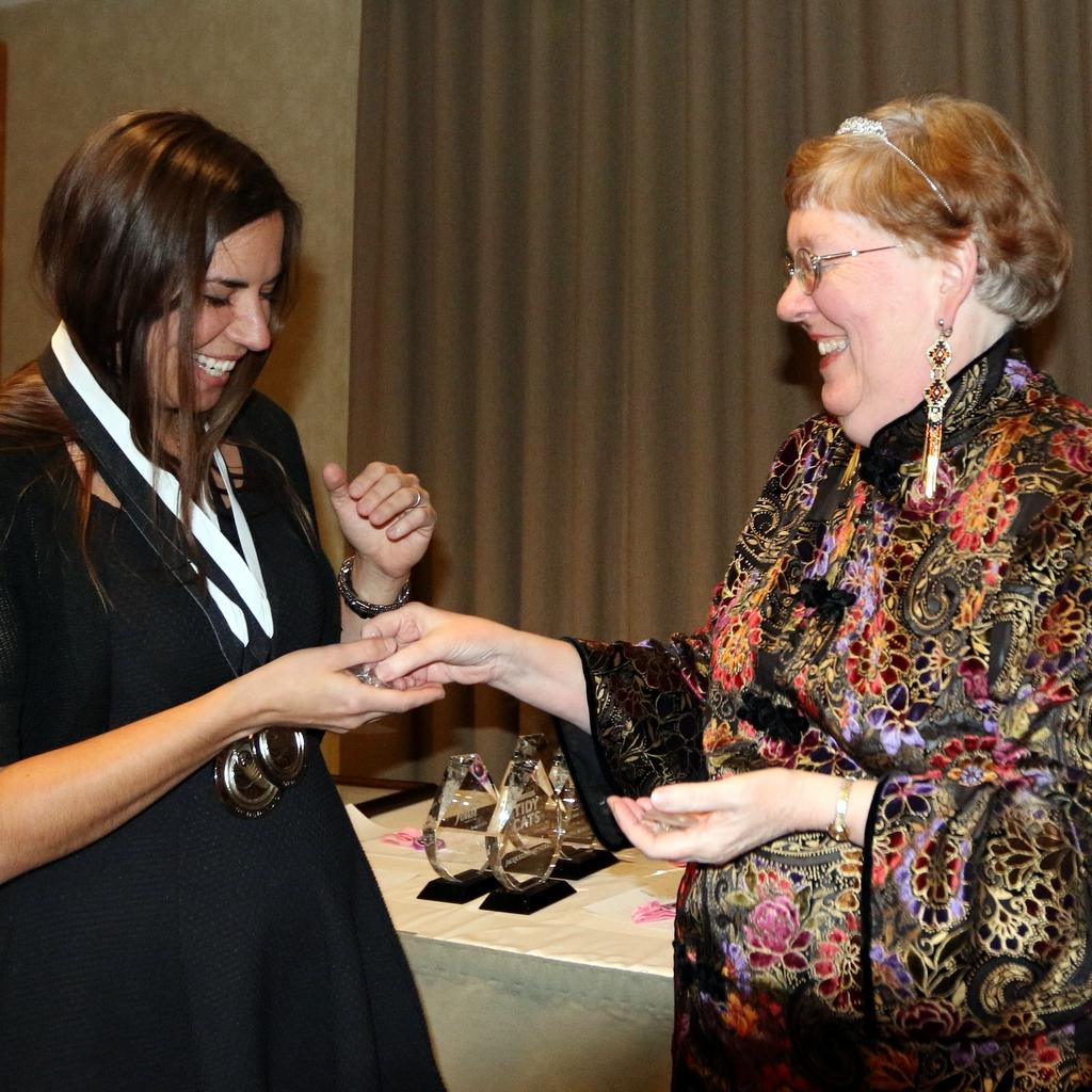 CWA awards winner-alana grelyak
