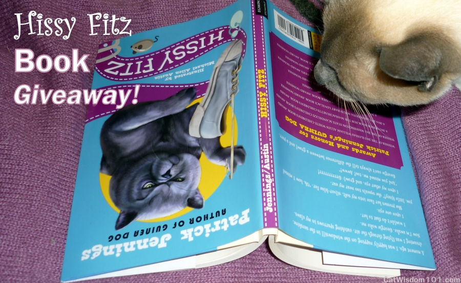 Hissy Fitz book giveaway
