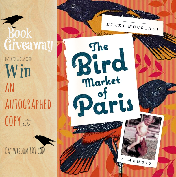 The Bird Market of Paris-Nikki Moustaki-review-interview