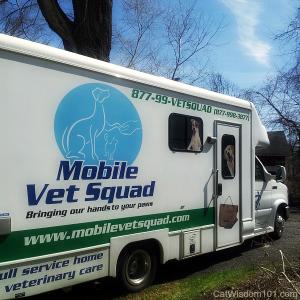 mobile vet squad-Rich Goldstein DVM