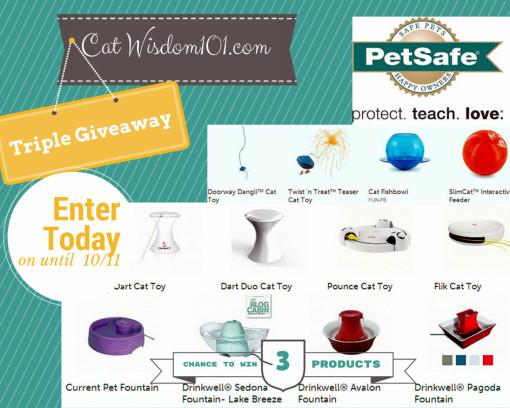 PetSafe  giveaway