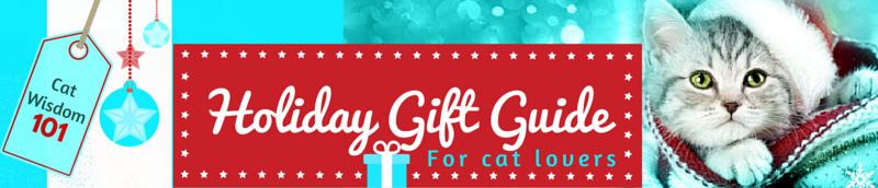 Holiday gift guide cat lovers