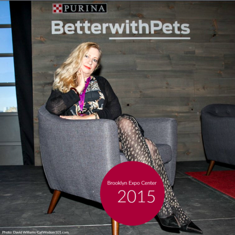 A Purrfect #BetterWithPets Summit In Brooklyn