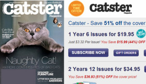 catster subscription discount