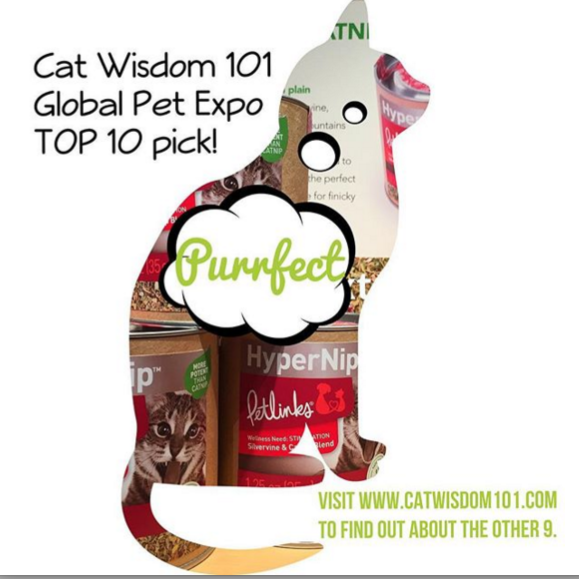 2016 Global Pet Expo Top 10 Cat Products