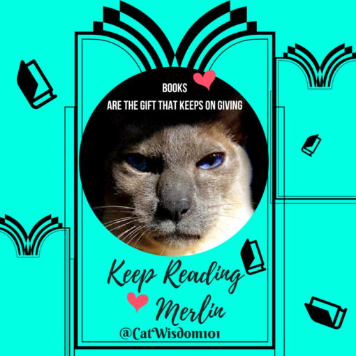 keep reading cat books