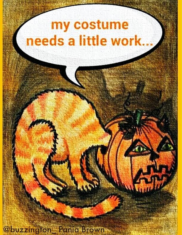 halloween_cartoon_cat_paniabrown