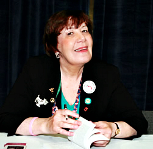 pet expert Darlene Arden
