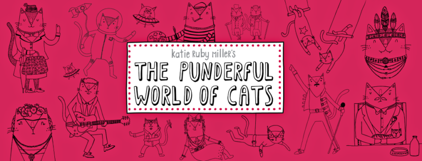 The Punderful World of Cats